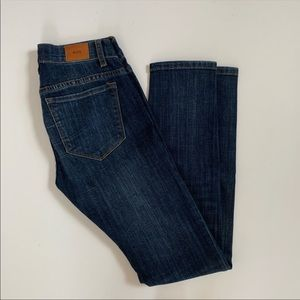 BDG Mid Rise Cigarette Ankle Jeans Size 25